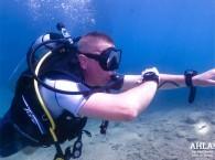 ניווט מתחת למים