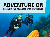 PADI Advanced Open Water Diver Course in Eilat