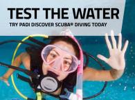 PADI Discover Scuba Diving Course in Eilat