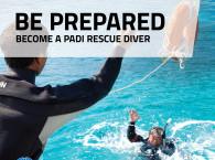 PADI Rescue Diver Course in Eilat