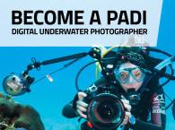 PADI Underwater Digital Photographer course in Eilat