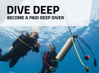 PADI Deep Diver Course In Eilat