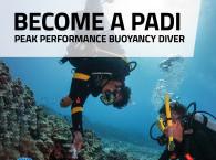 PADI Peak Performance Buoyancy course in EIlat