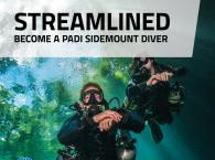 PADI Sidemount Diver Course in Eilat