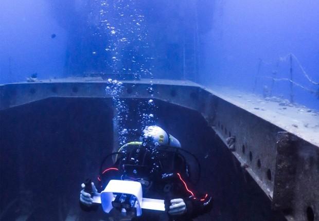 wreck diving in eilat