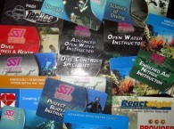 Peculiarities of diver's certification