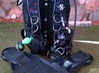 Diving: choosing equipment