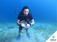 Diving is a place for extreme if our life