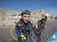 Sign up for a course of VIP diving in Eilat!