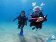 5 rules of more efficient underwater orientation
