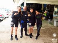 Школа дайвинга в Эйлате на Красном море_Diving School in Eilat_בית ספר לצלילה באילת
