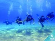 scuba diving buoyancy_ציפת צלילה_идеальная плавучесть в дайвинге