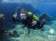 intro dive in israel red sea eilat