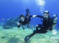 scuba diving for kids in eilat israel
