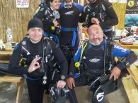 open water course in eilat