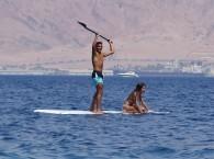 surf floating