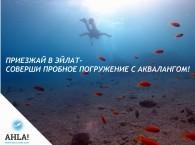 пробное погружение с аквалангом_интро_дайв