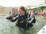 дайвинг сертификат Эйлат_diving certificate Eilat