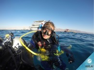 дайвинг_с_бота_в_Эйлате_Diving with boat in Eilat