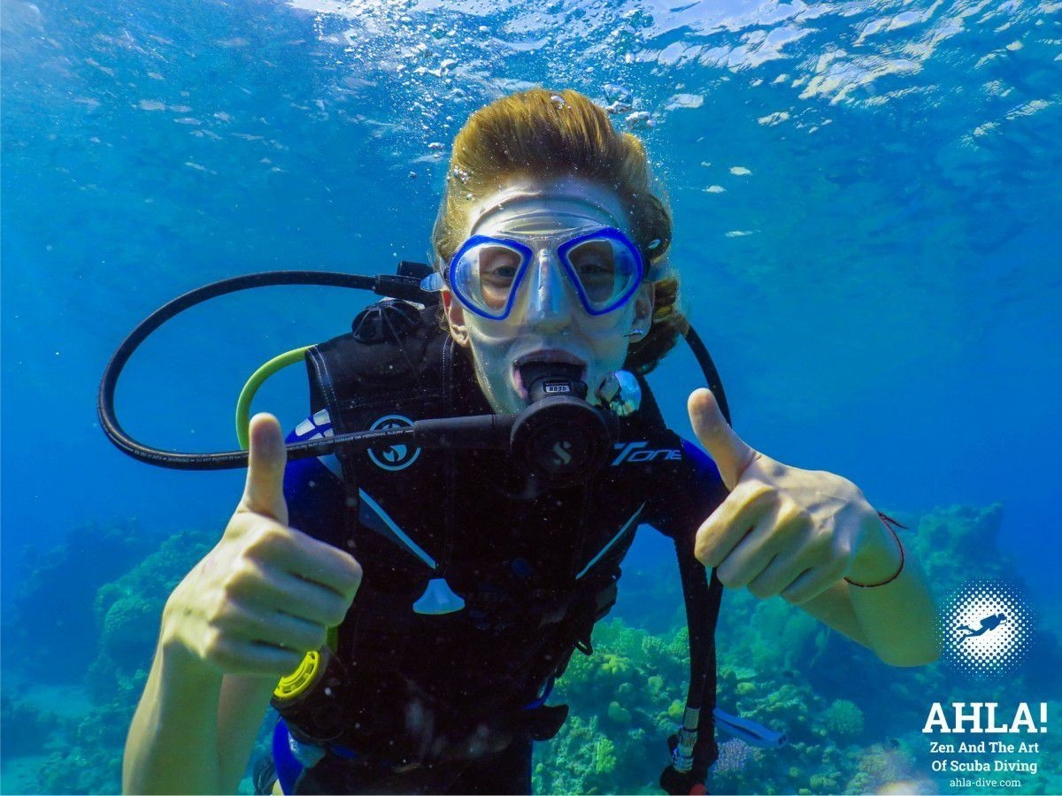 introduction diving in Eilat_introdive
