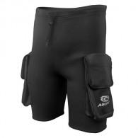 aeroped diving shorts 2mm neoprene