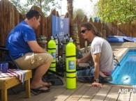 инструктор по дайвингу работа - scuba diving instructors job